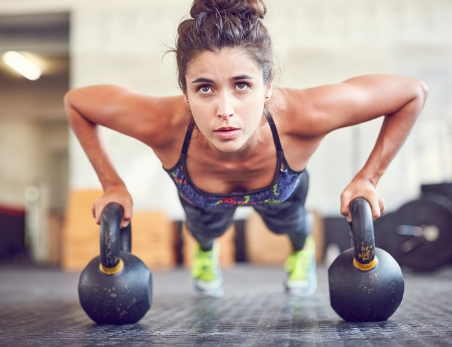What are kettlebells?